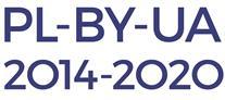 logotyp Polska Białoruś Ukraina 2014 -2020