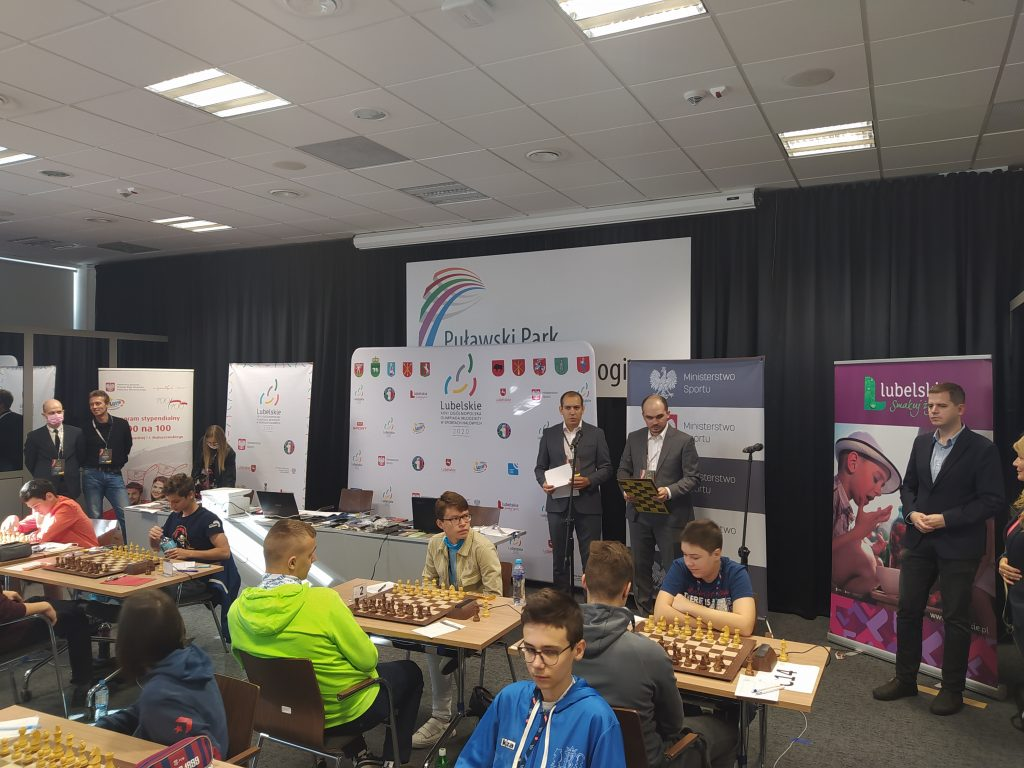 Oficjalne otwarcie OOM w szachach
