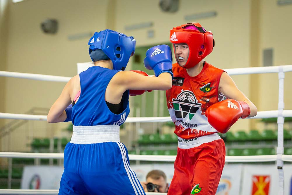 walka bokserska podczas OOM